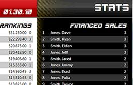 Live Scoreboard screenshot